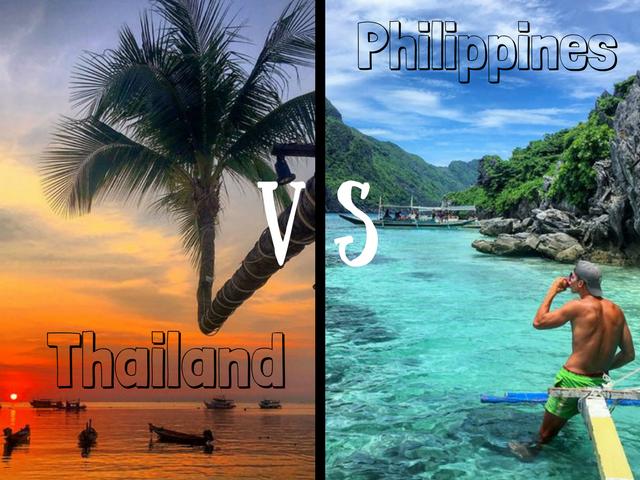 Tajlandia vs Filipiny
