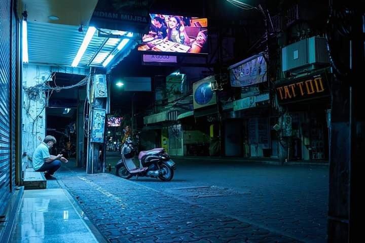 Epidemia w Tajlandii